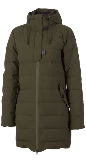 Maloja SumpterM. Down Coat Women avocado